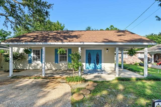 710 Rich Ave, Gulfport, MS 39501 (MLS #375613) :: Dunbar Real Estate Inc.