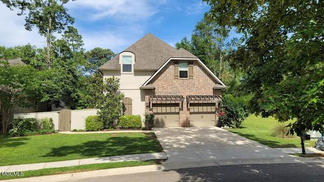 7432 N Aberdeen Dr, Pass Christian, MS 39571 (MLS #375614) :: Coastal Realty Group