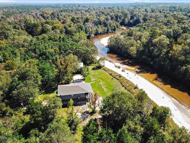 210 Blue Lake Rd, Perkinston, MS 39573 (MLS #375630) :: Berkshire Hathaway HomeServices Shaw Properties