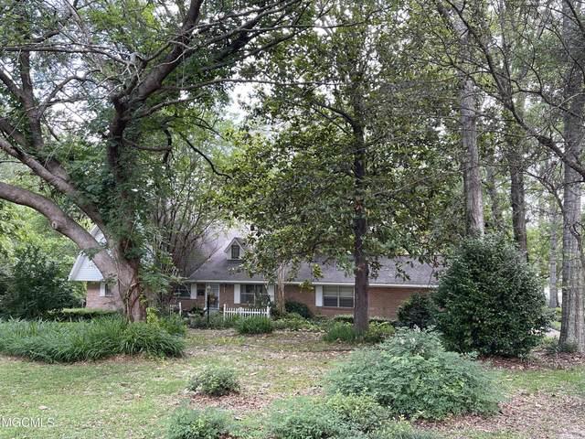 16324 W Lake Dr, Vancleave, MS 39565 (MLS #375634) :: Dunbar Real Estate Inc.