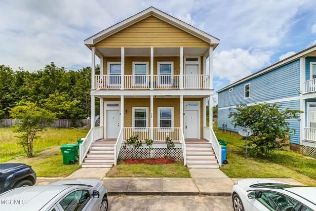 2201 Toulouse St, Ocean Springs, MS 39564 (MLS #375643) :: Dunbar Real Estate Inc.