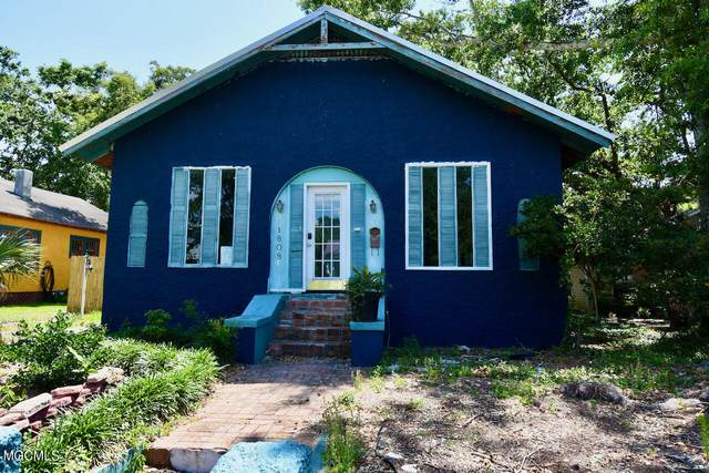 1808 18th Ave, Gulfport, MS 39501 (MLS #375663) :: The Sherman Group
