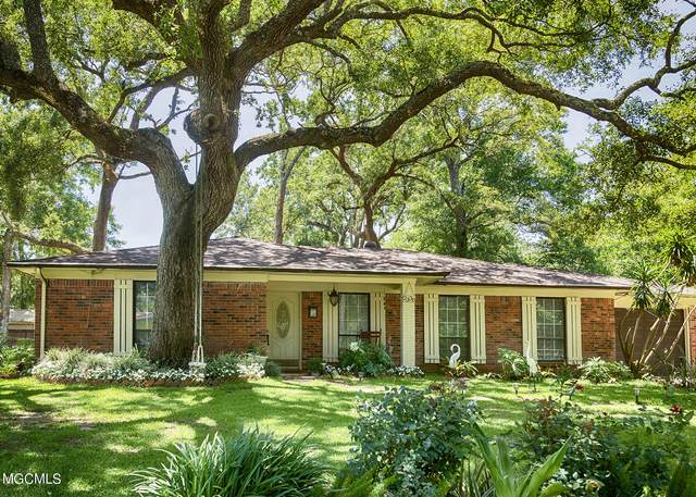 2338 Sandalwood Pl, Gautier, MS 39553 (MLS #375680) :: Dunbar Real Estate Inc.