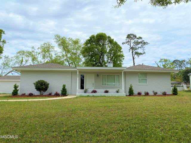 844 Courthouse Rd, Gulfport, MS 39507 (MLS #375691) :: Dunbar Real Estate Inc.