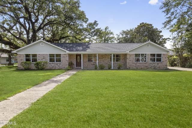 1109 E Cherokee Glen, Ocean Springs, MS 39564 (MLS #375697) :: Dunbar Real Estate Inc.