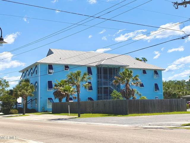 699 Dunbar Ave #201, Bay St. Louis, MS 39520 (MLS #375699) :: Dunbar Real Estate Inc.