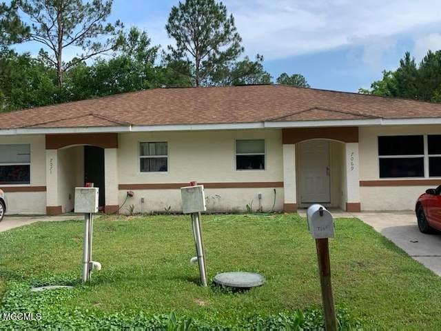 7069-7071 W Holmes St, Bay St. Louis, MS 39520 (MLS #375708) :: Biloxi Coastal Homes