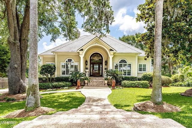803 Powells Point Dr S, Gautier, MS 39553 (MLS #375717) :: Dunbar Real Estate Inc.