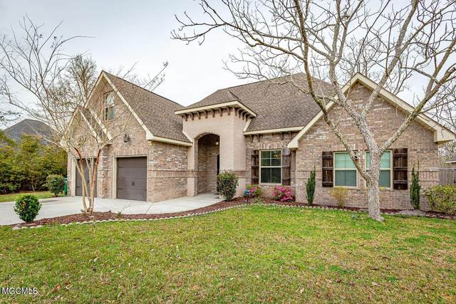 14108 Deneen Rd, Vancleave, MS 39565 (MLS #375719) :: Biloxi Coastal Homes