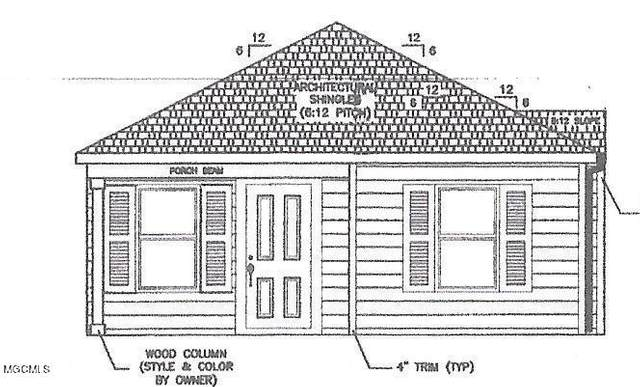 Lot 2 Turnberry Cv, Gulfport, MS 39503 (MLS #375721) :: Dunbar Real Estate Inc.