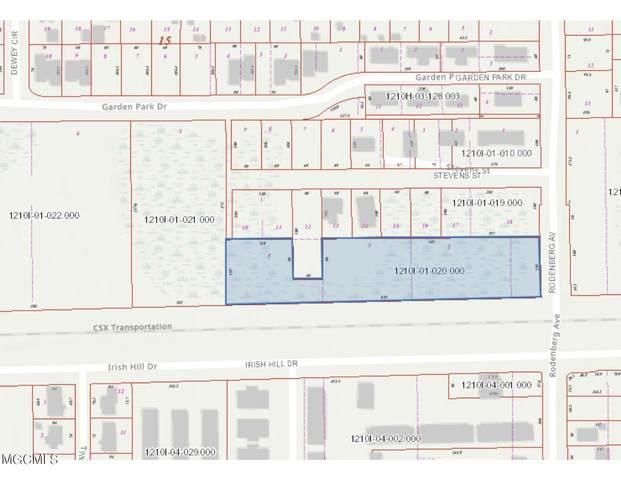 211 Rodenberg Ave, Biloxi, MS 39531 (MLS #375738) :: Dunbar Real Estate Inc.