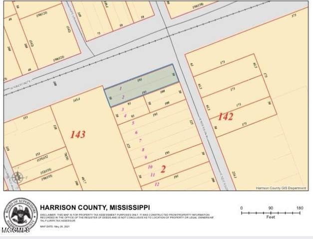 0 Henderson Ave, Pass Christian, MS 39571 (MLS #375742) :: Keller Williams MS Gulf Coast