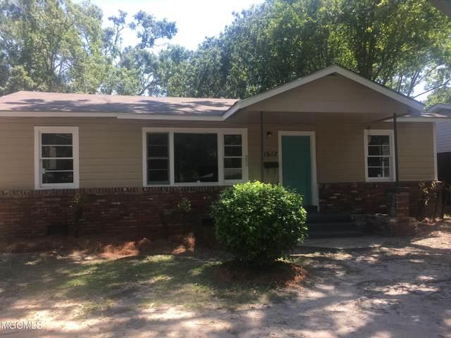 1617 Pringle Cir, Biloxi, MS 39531 (MLS #375805) :: Biloxi Coastal Homes