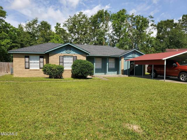 130 Faust Dr, Gulfport, MS 39503 (MLS #375810) :: Coastal Realty Group