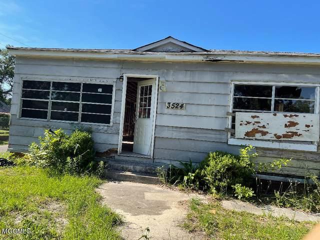 3524 15th St, Gulfport, MS 39501 (MLS #375830) :: Dunbar Real Estate Inc.