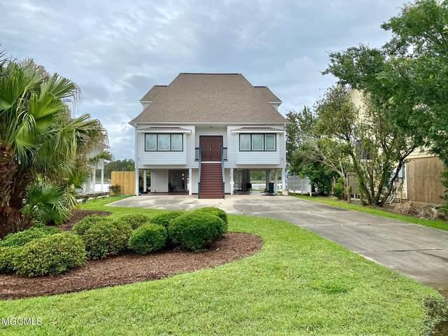 104 Poplar Point, Pass Christian, MS 39571 (MLS #375831) :: Dunbar Real Estate Inc.