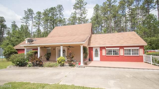 12997 Vogle Rd, Saucier, MS 39574 (MLS #375852) :: Biloxi Coastal Homes