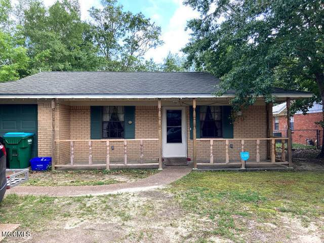 1215 23rd St, Gulfport, MS 39501 (MLS #375925) :: Dunbar Real Estate Inc.