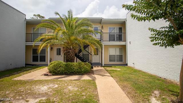 3230 Cumberland Rd #80, Ocean Springs, MS 39564 (MLS #375939) :: Dunbar Real Estate Inc.
