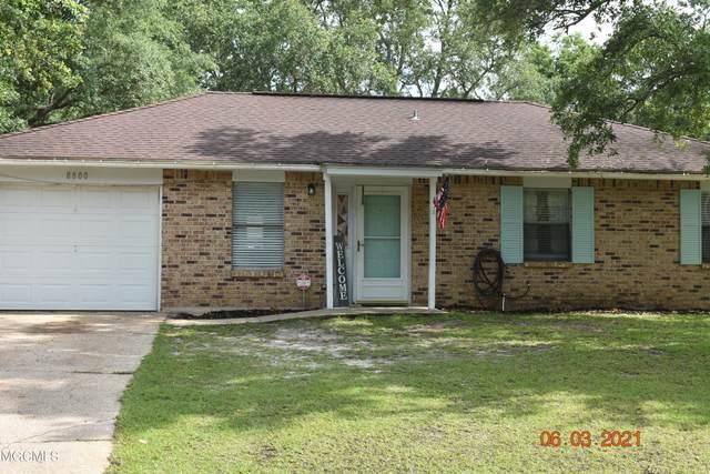 8800 Neptune Ave, Ocean Springs, MS 39564 (MLS #375940) :: Dunbar Real Estate Inc.