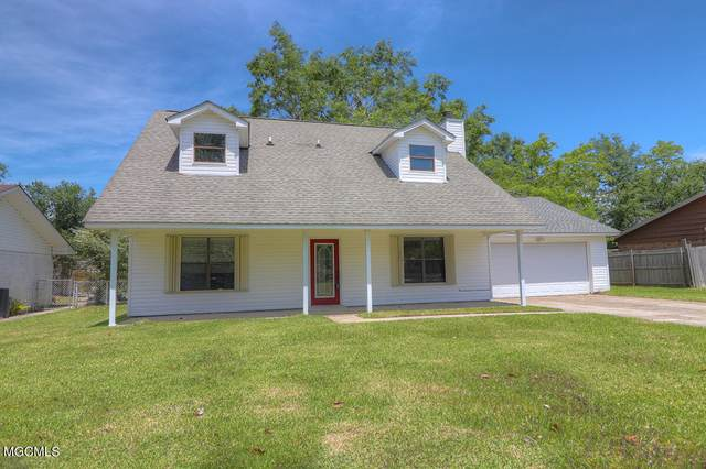 11158 Alden Dr, Gulfport, MS 39503 (MLS #375942) :: Biloxi Coastal Homes