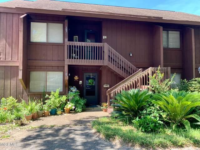 207 Kona Villa C, Diamondhead, MS 39525 (MLS #375974) :: Biloxi Coastal Homes