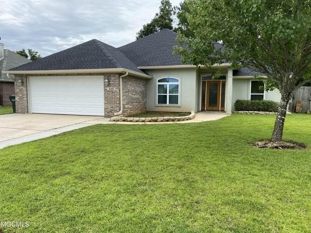 438 Pinecrest Cir, Long Beach, MS 39560 (MLS #375981) :: Dunbar Real Estate Inc.
