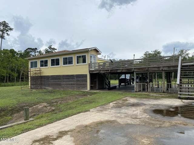 10040 Bayou Dr, Bay St. Louis, MS 39520 (MLS #375983) :: Dunbar Real Estate Inc.