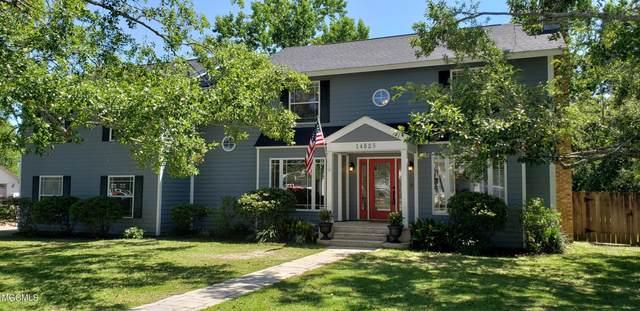 14525 Porteaux Bay Dr, Biloxi, MS 39532 (MLS #375984) :: Dunbar Real Estate Inc.