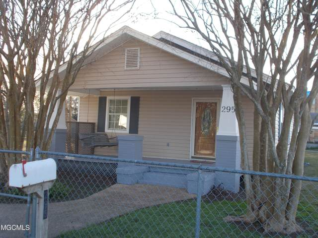 295 Keller Ave, Biloxi, MS 39530 (MLS #375986) :: Dunbar Real Estate Inc.