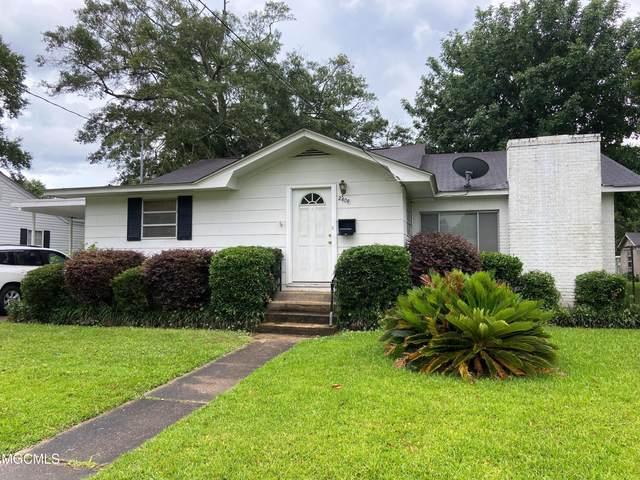 2406 Cleveland Ave, Pascagoula, MS 39567 (MLS #376000) :: Dunbar Real Estate Inc.