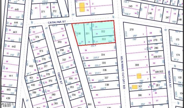 00 Kiln Waveland Cutoff Rd, Bay St. Louis, MS 39520 (MLS #376003) :: Dunbar Real Estate Inc.