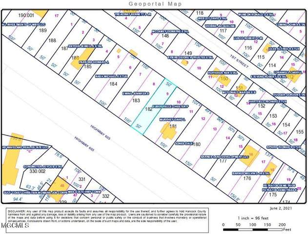 10460 Highway 603, Bay St. Louis, MS 39520 (MLS #376004) :: Dunbar Real Estate Inc.