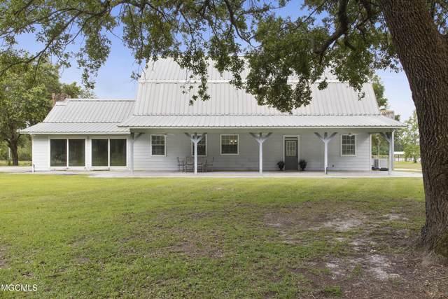 9909 Hwy 57, Vancleave, MS 39565 (MLS #376042) :: Biloxi Coastal Homes