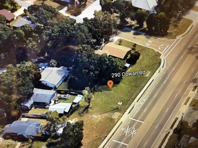 290 Cowan Rd, Gulfport, MS 39507 (MLS #376048) :: The Sherman Group