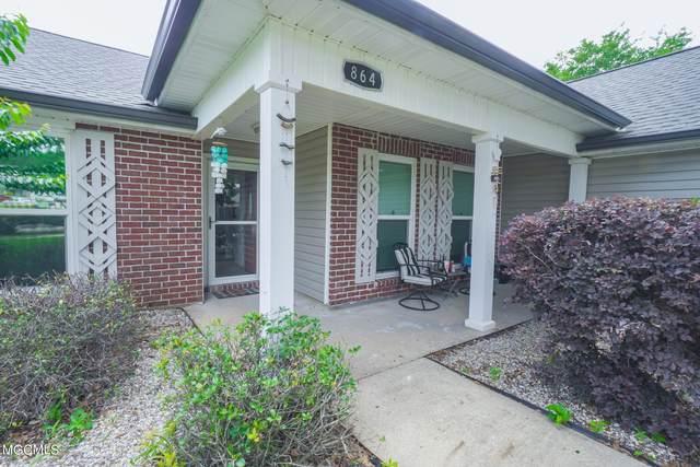 864 Brentwood Dr, Biloxi, MS 39532 (MLS #376050) :: Dunbar Real Estate Inc.