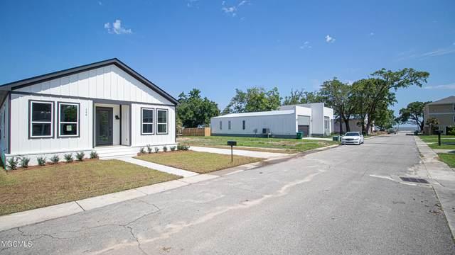 156 Markham Dr, Gulfport, MS 39507 (MLS #376104) :: Dunbar Real Estate Inc.