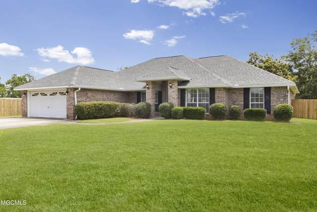 846 Eagle Eyrie Dr, Biloxi, MS 39532 (MLS #376125) :: Biloxi Coastal Homes
