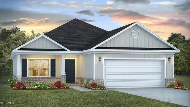 1016 Kittiwake Cv, Ocean Springs, MS 39564 (MLS #376133) :: Dunbar Real Estate Inc.