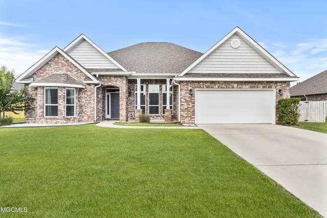 153 Saltmeadow Cir, Ocean Springs, MS 39564 (MLS #376171) :: Dunbar Real Estate Inc.