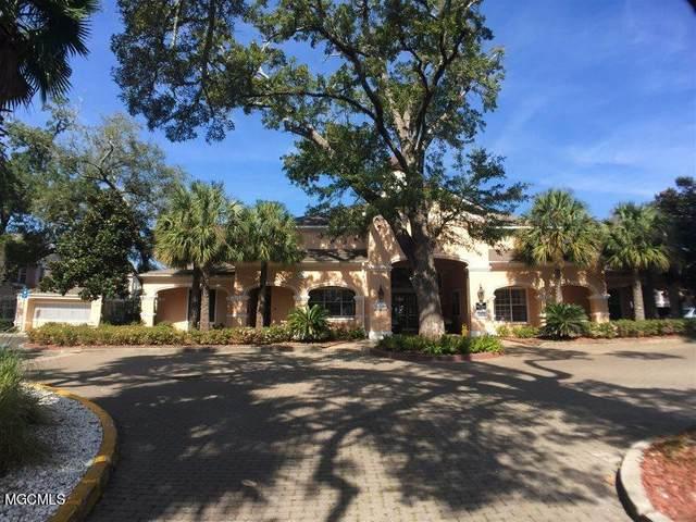 2252 Beach Dr #1401, Gulfport, MS 39507 (MLS #376181) :: Dunbar Real Estate Inc.