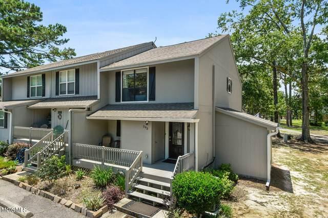293 Highpoint Dr, Diamondhead, MS 39525 (MLS #376222) :: Berkshire Hathaway HomeServices Shaw Properties