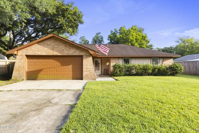 2811 Lawnwood Dr, Ocean Springs, MS 39564 (MLS #376225) :: Dunbar Real Estate Inc.