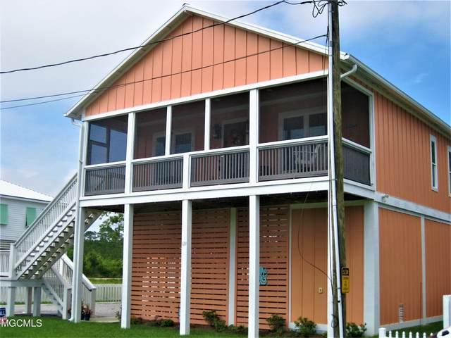 128 Beachview Dr, Pass Christian, MS 39571 (MLS #376236) :: Biloxi Coastal Homes