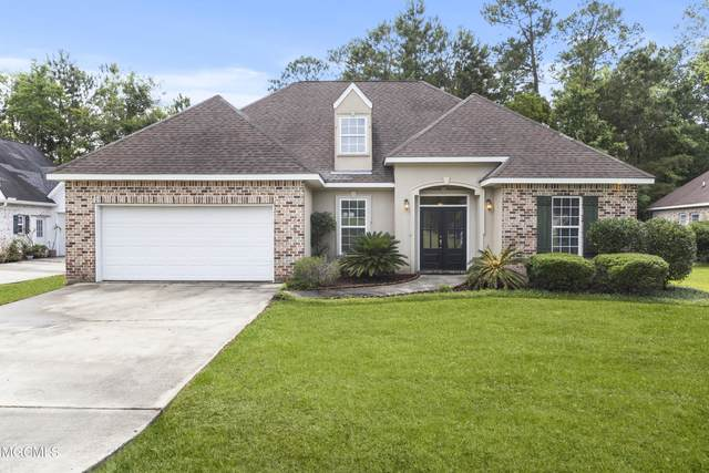 6514 Koula Dr, Diamondhead, MS 39525 (MLS #376248) :: Berkshire Hathaway HomeServices Shaw Properties