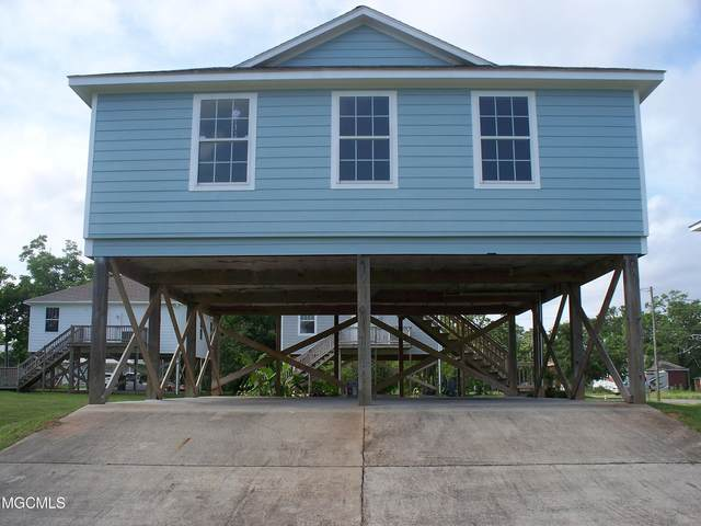 404 Richmond Dr, Biloxi, MS 39530 (MLS #376256) :: Dunbar Real Estate Inc.