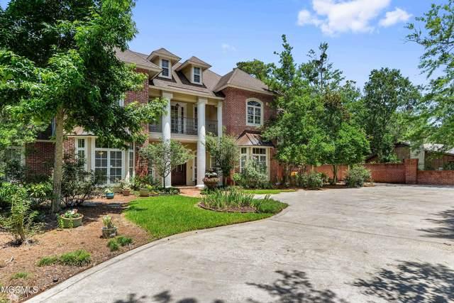 160 Pittman Rd, Ocean Springs, MS 39564 (MLS #376270) :: Dunbar Real Estate Inc.