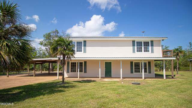 9148 Riverlodge Dr, Moss Point, MS 39562 (MLS #376288) :: The Sherman Group