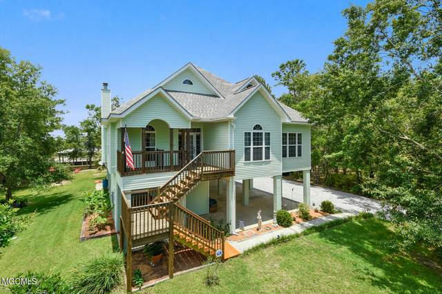 10077 Cain Rd, Bay St. Louis, MS 39520 (MLS #376290) :: The Sherman Group