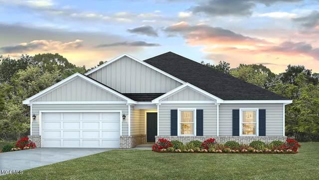 203 Hawthorne Dr, Long Beach, MS 39560 (MLS #376322) :: Dunbar Real Estate Inc.